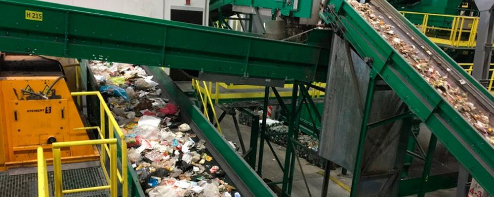 Переработка мусора в подмосковье